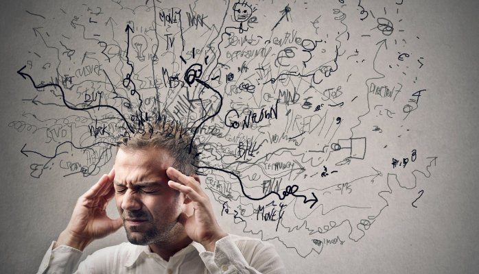How Chronic Stress is Rotting Your Brain